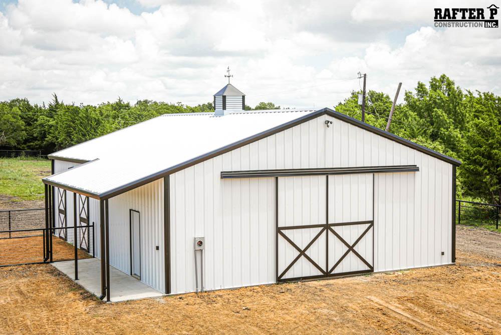 Western Pleasure Barn